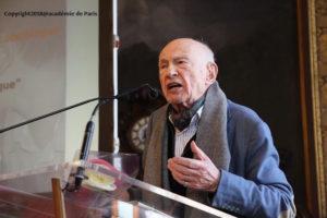 colloque européen intergénérationnel académie paris sorbonne Edgar Morin