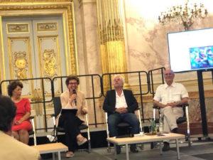 Conférence sur le Savoir et la culture pour le Vivre-Ensemble à l'Assemblée Nationale